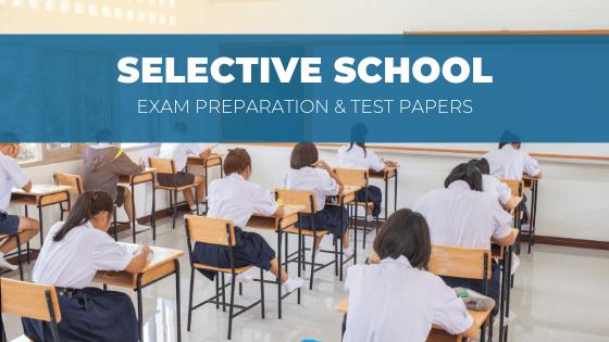 selective exam preparation